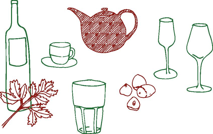 pause café ou thé au bistrot de granges sur baumes